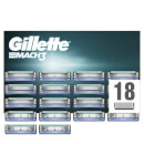 Gillette Mach3 Rasierklingen - 18
