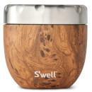 S'well Eats 2 in 1 The Teakwood Nesting Food Bowl 21.5oz