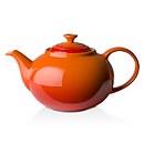 Le Creuset Stoneware Classic Teapot - Volcanic