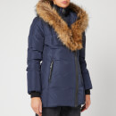 Mackage Women's Adali Classic Down Coat - Navy