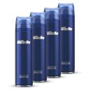 Gillette Fusion5 Ultra Sensitive Shaving Gel 200ml (4 Pack - 6 Month)