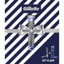 Gillette All Purpose Styler Shaving Gel Gift Set