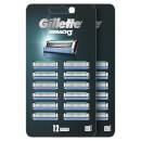 Gillette Mach3 24 Blade Refills