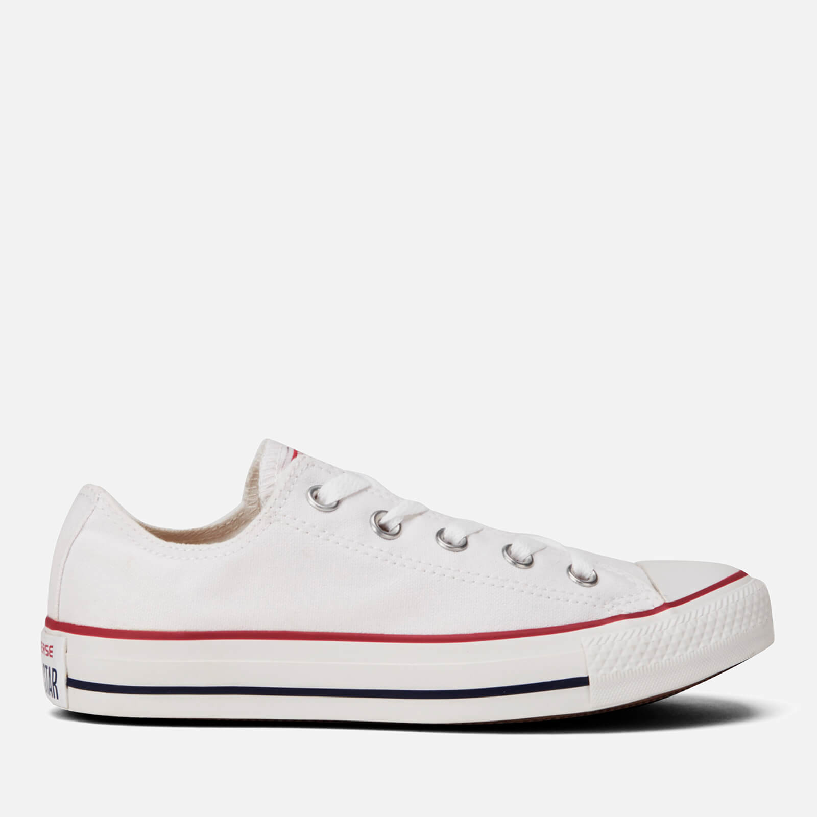Heredero Concesión querido  Converse Chuck Taylor All Star Ox Trainers - Optical White | FREE UK  Delivery | Allsole