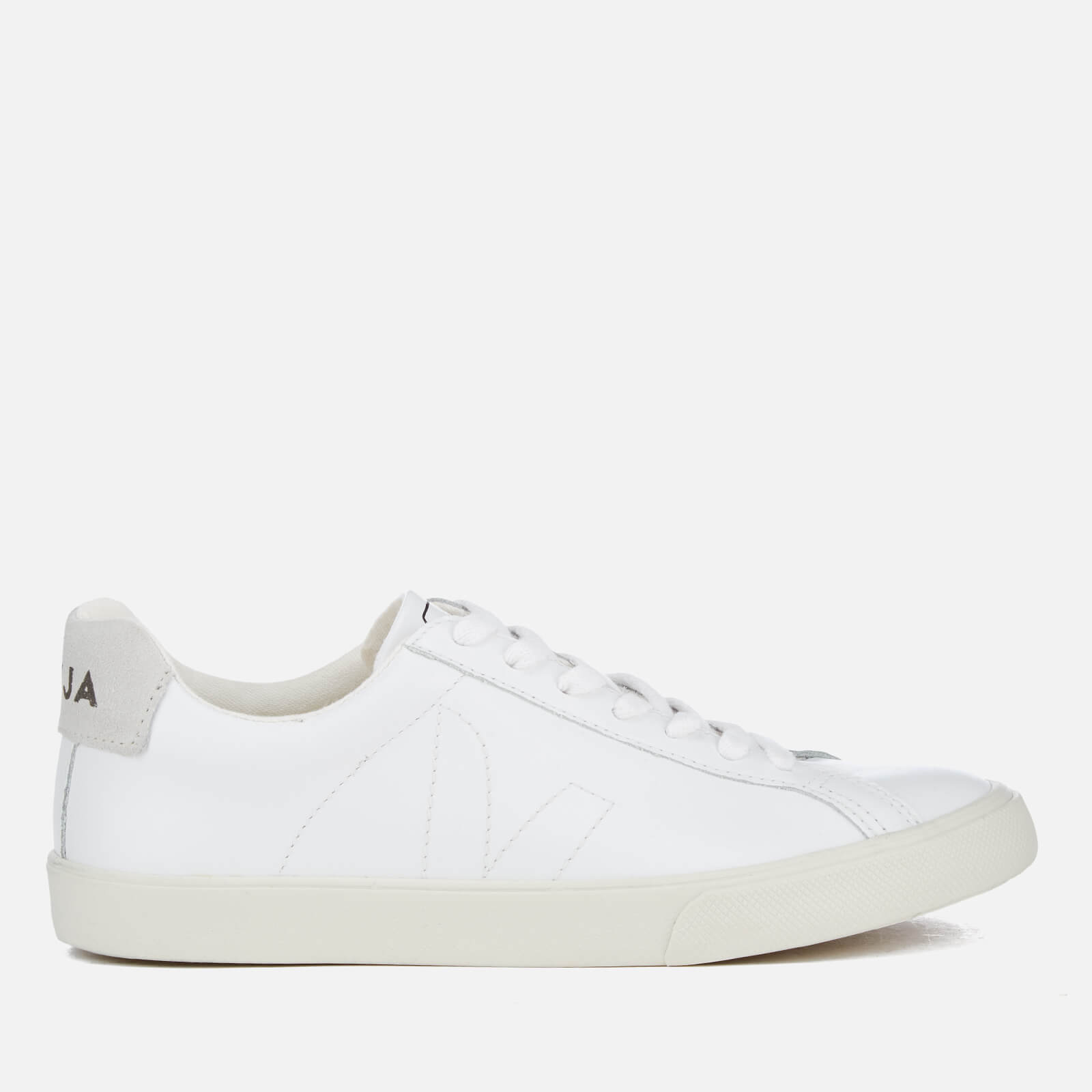 verano Adiccion Negrita  Veja Men's Esplar Leather Trainers - Extra White - Free UK Delivery  Available