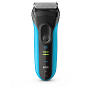 Series 3 ProSkin with Precision Trimmer, Blue