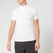 Polo Ralph Lauren Men's Slim Fit Polo Shirt - White