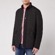 Barbour Heritage Men's Chelsea Sportsquilt Jacket - Black