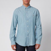 Polo Ralph Lauren Men's Slim Fit Chambray Shirt - Chambray