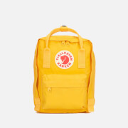 Fjallraven Women's Kanken Mini Backpack - Warm Yellow