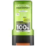 L'Oréal Paris Men Expert Clean Power Shower Gel 300ml