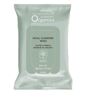 EmerginC Scientific Organics Facial Cleansing Wipes (30 Wipes)