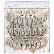 invisibobble Hair Tie - Time to Shine Edition - Bronze Me Pretty