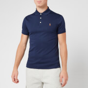 Polo Ralph Lauren Men's Slim Fit Pima Polo Shirt - Navy