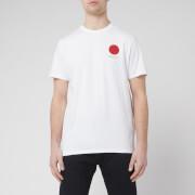 Edwin Men's Japanese Sun T-Shirt - White