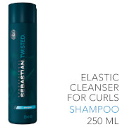 Sebastian Professional Twisted Elastic Cleanser Shampoo 250ml