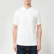 PS Paul Smith Men's Zebra Polo Shirt - White