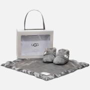 UGG Babies Bixbee Gift Set - Charcoal