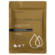 BeautyPro THERMOTHERAPY Warming Gold Foil Mask 30g