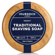 Murdock London Traditional Shaving Soap 145g