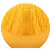 FOREO LUNA fofo Smart Facial Cleansing Brush - Sunflower Yellow