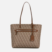 DKNY Women's Casey Large Tote Bag - Cream