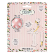 The Vintage Cosmetic Company Hair Turban - Pink Polka Dot