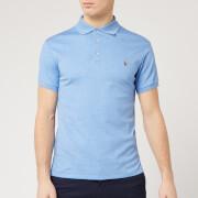 Polo Ralph Lauren Men's Pima Cotton Slim Fit Polo Shirt - Soft Royal Heather