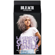 BLEACH LONDON Lavender Grey Toner Kit