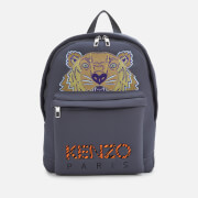KENZO Women's Icon Tiger Backpack - Grey