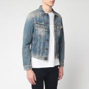 Nudie Jeans Men's Billy Denim Jacket - Shimmering Indigo