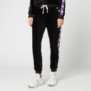 Champion Women's Cord Rib Cuff Pants - Black