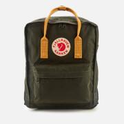 Fjallraven Women's Kanken Backpack - Deep Forest/Acorn