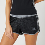adidas X Missoni Women's M20 Shorts - Black/Dark Grey/White