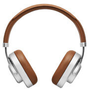 Master & Dynamic MW60 Wireless Bluetooth Over-Ear Headphones - Brown Leather