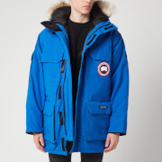 Canada Goose Men's Expedition Parka Jacket PBI - Royal Blue