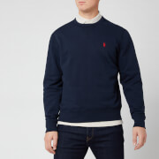 Polo Ralph Lauren Men's Fleece Crewneck Sweatshirt - Cruise Navy