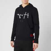 HUGO Men's Dangfall Hoody - Black