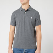 Polo Ralph Lauren Men's Custom Slim Fit Polo Shirt - Fortress Grey Heather