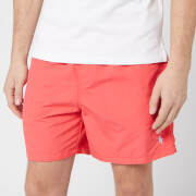 Polo Ralph Lauren Men's Traveller Swim Shorts - Red