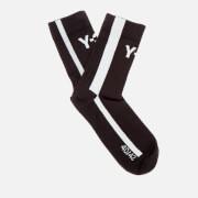 Y-3 Men's Logo Socks - Multi