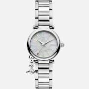 Vivienne Westwood Women's Mother Orb Watch - Silver