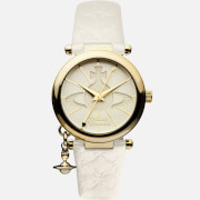 Vivienne Westwood Women's Orb II Watch - Gold/White