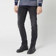 Nudie Jeans Men's Grim Tim Slim Jeans - Concrete Black