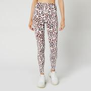 Varley Women's Duncan Leggings - Buckthron Cheetah