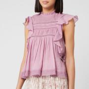 Isabel Marant Étoile Women's Vivia Top - Pink