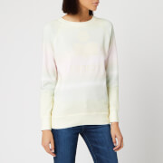 Isabel Marant Étoile Women's Milly Multi Sweatshirt - Yellow/Green