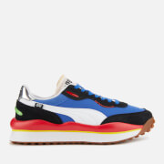 Puma Men's Style Ride Game On Trainers - Multi