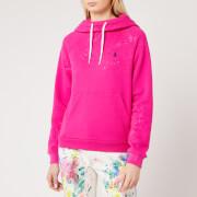 Polo Ralph Lauren Women's Tie-Dye Hoody - Accent Pink