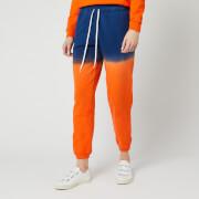 Polo Ralph Lauren Women's Ombre Jogging Pants - Navy/Orange/Ombre